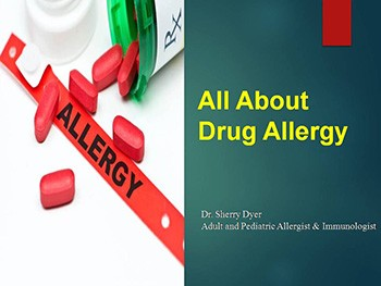 All About Drug Allergy