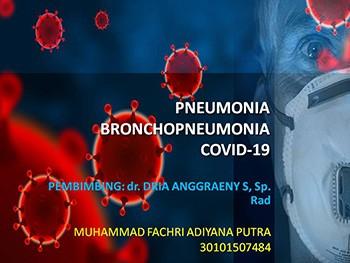 Pneumonia & COVID 19