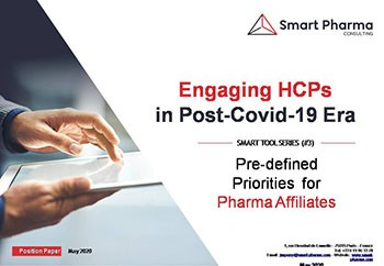 Engaging HCPs in Post-Covid-19 Era - Pre-defined Priorities for Pharma Affiliates