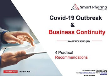Covid-19 Outbreak & Business Continuity - 4 Practical Recommendations