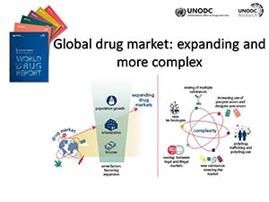 United Nations Office on Drugs and Crime (UNODC) World Drug Report 2020 - Booklet 1