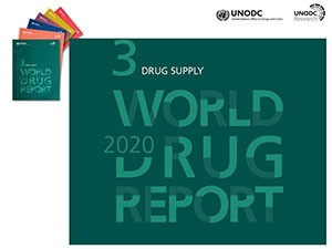 United Nations Office on Drugs and Crime (UNODC) World Drug Report 2020 - Booklet 3