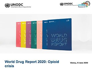 United Nations Office on Drugs and Crime (UNODC) World Drug Report 2020 - Booklet 4.4