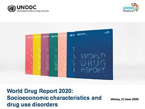 United Nations Office on Drugs and Crime (UNODC) World Drug Report 2020 - Booklet 5