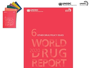 United Nations Office on Drugs and Crime (UNODC) World Drug Report 2020 - Booklet 6
