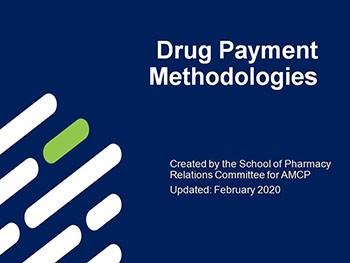 Drug Payment Methodologies