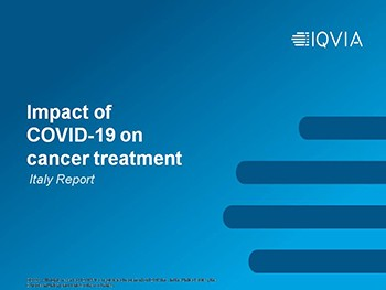 The Impact of COVID-19 on Cancer Treatment in Italy