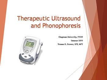 Ultrasound PPT