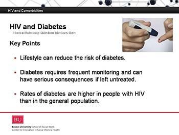 HIV and Comorbidities