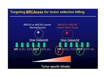 Genetic testing for breast cancer
