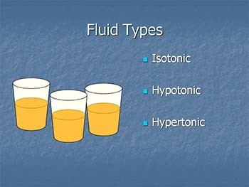 Fluid Electrolyte and Acid-Base Balance