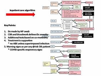 Sample Case Studies of COVID-19 in Pregnancy