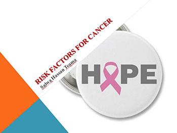 Risk Factors For Cancer