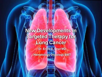 Therapy for Lung Cancer