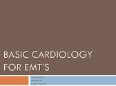 Cardiology Basic Cardiology