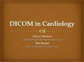 Dicom In Cardiology