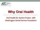 Why Oral Health
