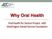 Why Oral Health