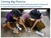 Taming big Pharma