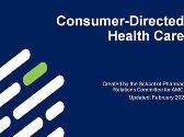 Consumer-Directed Healthcare