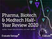 Evaluate Vantage Pharma, Biotech and Medtech Half-Year Review 2020