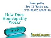 Homeopathy  How It Works and Five Major Benefits
