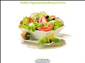 Healthy Vegetarian Salad Recipes for You