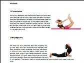 YOGA POSES AND TIPS FOR A FLAT BELLY