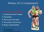Fitness: Its 5 Components ebook