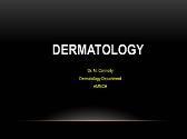 Dermatiology