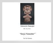 Surya Namaskar - The Sun Salutation eBook Medical Notes