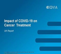 Impact of COVID-19 on Cancer Treatment – UK Report