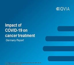 The Impact of COVID-19 on Cancer Treatment in Germany