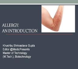 Allergy  An Introduction
