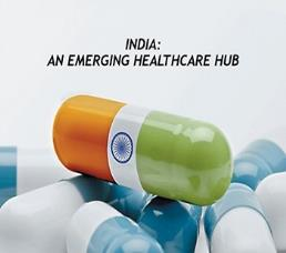 AN EMERGING HEALTHCARE HUB IN THE WORLD