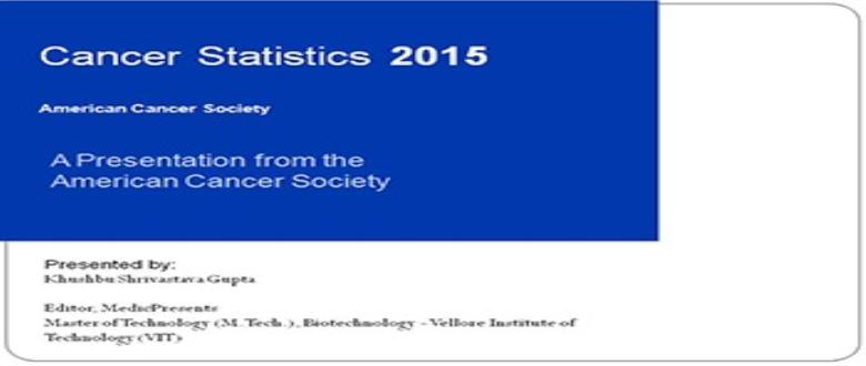 Download free medical cancer statistics 2015 american cancer download free medical cancer statistics 2015 american cancer society powerpoint presentation toneelgroepblik Images